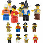 Best Lot Of 10 Random T Minifigures Figures Men People Minifigs Grab Bag Gift
