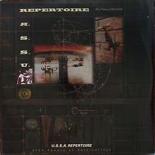 DJ VADIM U.S.S.R. Repertoire LP NINJA TUNE ZEN 25 UK 1996 Hip Hop Abstract Jazz