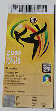old TICKET World Cup 2010 * Slovakia - Paraguay in Bloemfontein