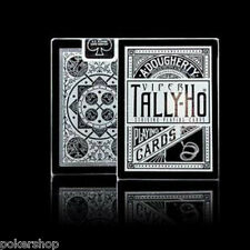 Carte Tally Ho Viper Fan Back by Ellusionist