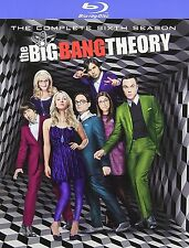 The Big Bang Theory ~ Complete 6th Sixth Season 6 Six ~ BRAND NEW BLU-RAY SET