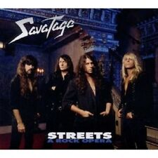 "SAVATAGE ""STREETS - A ROCK OPERA (2011 EDITION)"" CD NEU"