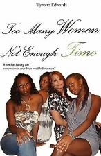 Too Many Women Not Enough Time-ExLibrary