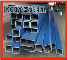 STEEL RHS  SQUARE TUBE PAINTED 30x30x1.8x6 MT LONG . SECONDS See below for more