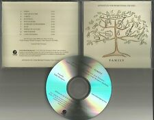 Richard THOMPSON FAMILY Linda & teddy RARE TST PRESS ADVNCE PROMO DJ CD 2014