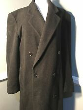 VITO RUFOLO Italy Men's Wool &Cashmire , Long COAT, size L-XL