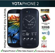 Yotaphone 2 Dual Display Smartphone Snapdragon 800 32GB Android 4G Unlocked NEW