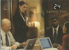 24 / Twenty Four Season 1 - P2 Promo Card