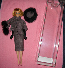 Beautiful Vintage Dark Blonde 1965 American Girl Barbie Doll w/beautiful fashion