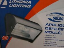 LITHONIA WC175ML 175 WATT METAL HALIDE WALL PACK FIXTUR