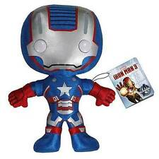 Iron man 3 Iron Patriot Marvel Plush by Funko NEW WITH TAGS