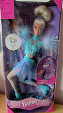 FAB OLYMPIC SKATER BARBIE BRAND NEW NRFB - 1997 WINTER OLYMPICS 1998