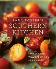 Sara Foster - Sara Fosters Southern Kitchen (2011) - Used - Trade Cloth (Ha