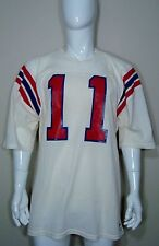 Team Game Issued NFL New England Patriots Vintage 80's Jersey Tony Eason #11