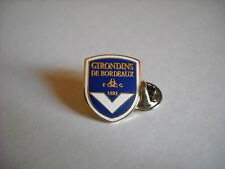 a1 GIRONDINS BORDEAUX FC club spilla football calcio pins broche francia france