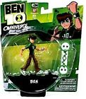 "Ben 10 Omniverse series - 4"" Ben (white board) - NEW series by Bandai America!"