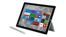 Microsoft Surface Pro 4 256GB, Silver (Intel Core i5 - 8 GB RAM)