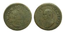 pci2541) St Pontificio - FERMO Madonnina - 5 Baiocchi 1797