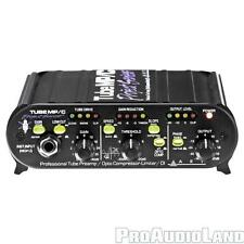 ART Tube MP/C Desktop Channel Strip Studio Preamp Compressor NEW