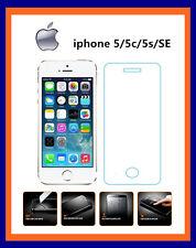 Vetro temprato pellicola protettiva display per iPhone 5 5S 5C SE