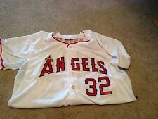 Josh Hamilton Los Angles Angels Jersey Size 50 Everything Is Sewn On