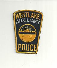 VINTAGE WESTLAKE OHIO AUXILIARY POLICE. PATCH/