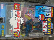 MARVEL LEGEND ML BAF SENTINEL CYCLOPS SPIDERMAN BLACK PANTHER ANGEL MR SINISTER