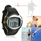 Pulse Heart Rate Monitor Calories Counter Fitness Watch Brand New Waterproof