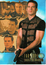 FARSCAPE THROUGH THE WORMHOLE PROMOTIONAL CARD P1