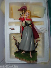Wdcc Walt Disney Classics Sleeping Beauty Briar Rose personaje diorama Broken ear