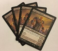 Magic the Gathering - Zulaport Enforcer x 4 MTG Rise of the Eldrazi PLAYSET