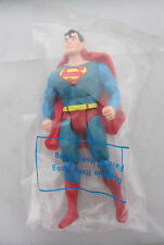"SUPER poteri vintage Superman Figure 5 ""kenner giocattolo completa in Factory BAG 1984"