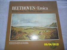 Tschechische Philharmonie  LP  BEETHOVEN  EROICA    Diskothek Der Meister