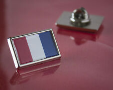 France French Flag Pin/Lapel Badge