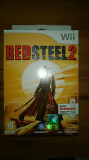 RED STEEL 2 + MOTION PLUS WII