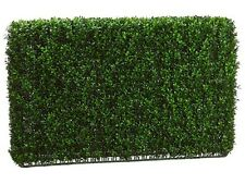 "Boxwood Hedge 24""Hx7""Wx36""L Artificial plant Indoor Outdoor Patio Pool  255"