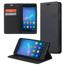 Huawei Y6 Handy Tasche  Flip Cover  Case Schutz  Hülle Etui  Wallet Schale