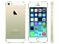 Excellent Condition Apple iPhone 5s -16GB - GOLD (TELUS/Koodo) Smartphone - 7FMM