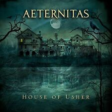 AETERNITAS House Of Usher CD (200956)