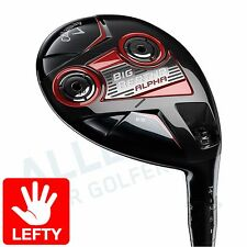Callaway Big Bertha Alpha 815 Fairwayholz 4 (15-18°) für Linkshänder Flex S neu