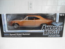 1969 Plymouth Road Runner HEMI 1:18 Ertl/Autoworld AMM907