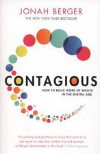 Contagious: How to Build Word of Mouth in the Digital Age by Berger, Jonah