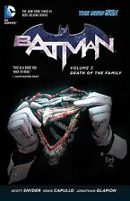 Batman TP Vol 3 Death of the Family (The New 52) by Scott Snyder (Paperback)