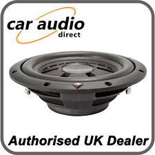 "Rockford Fosgate R2SD4-10 - 10"" Prime 400W Shallow Mount Dual 4 DVC Subwoofer BN"