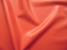 Latex Rubber .45mm Thick, 92cm Wide, Scarlet
