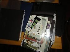 50 gently-used (some NEW) Vario pages w/2000+ worldwide stamps - better included