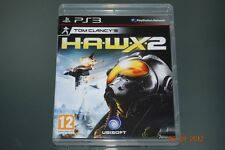 Tom CLANCY'S H.A.W.X 2 PS3 Playstation 3 Hawx ** GRATIS UK FRANQUEO **