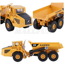 1:87 Scale Diecast Dump Truck Construction Vehicle Cars Model Toy Boys kids Gift
