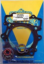 Top End Gasket Set Yamaha YZF400 YZ400F YZF 400 WR MItaka