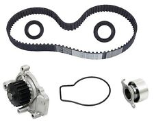 Honda Civic 88-91 DX LX 1.5L Timing Belt Water Pump Tensioner Kit Aftermarket